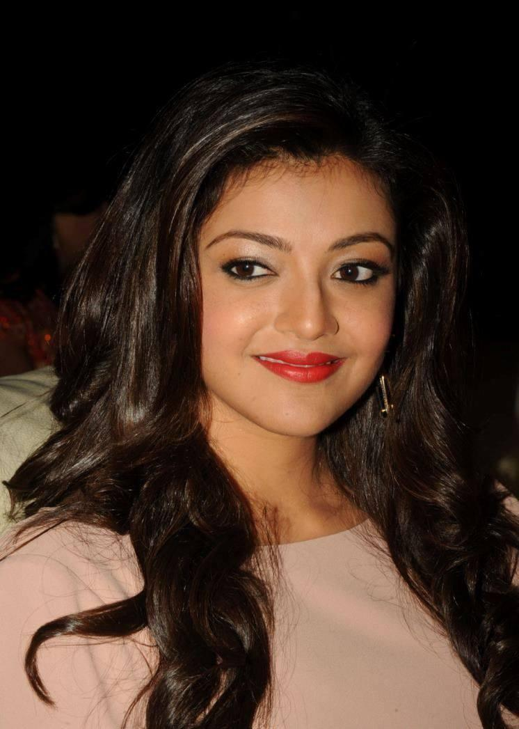 Kajal Aggarwal Graced At Tollywood Cinema Channel Launch Event