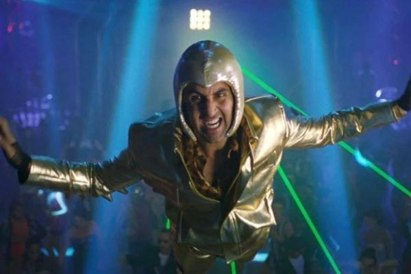 Ranbir Kapoor Besharam Movie Title Song Still