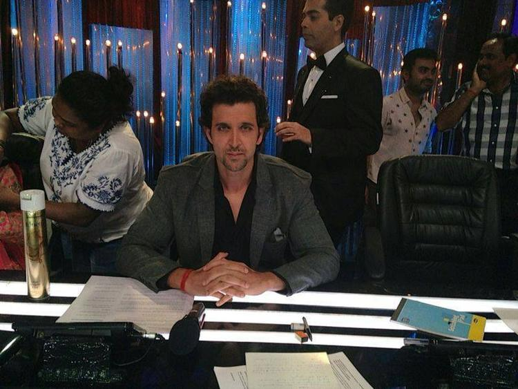 Hrithik Roshan On The Sets Of Reality Show Jhalak Dikhla Jaa 6 Grand Finale