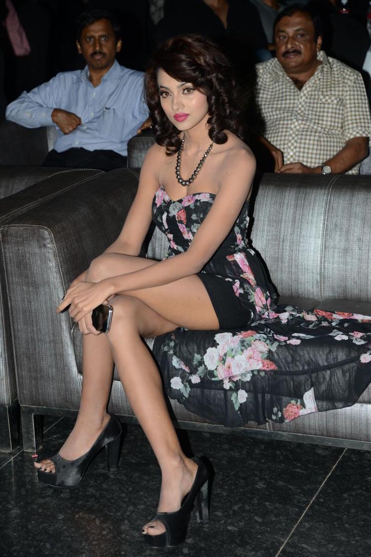 Aaradhana Amazing Pic At Satya 2 Movie Audio Release Event