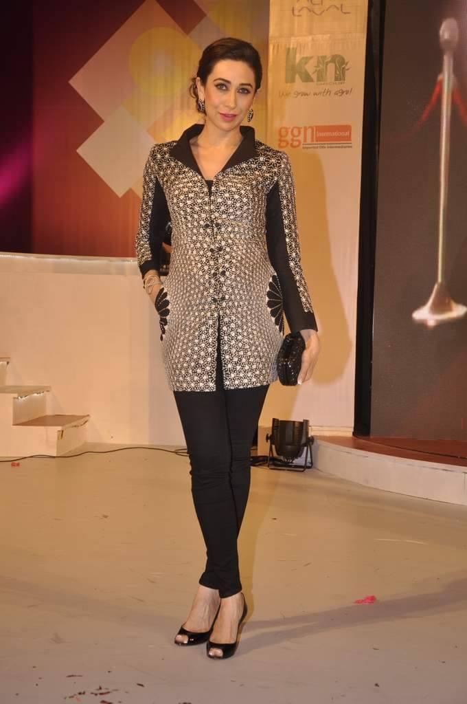 Globoil Awards 2013 Karisma Kapoor Latest Still