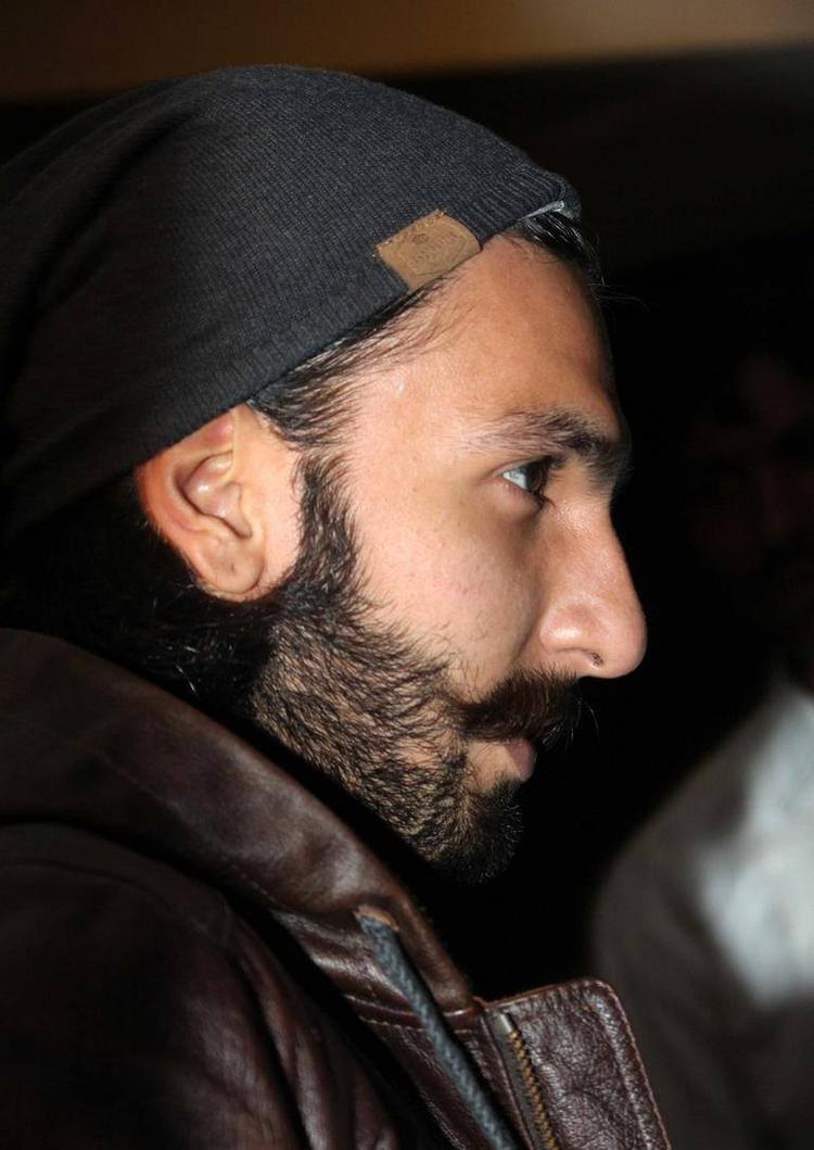Ranveer Singh Nice Look Still