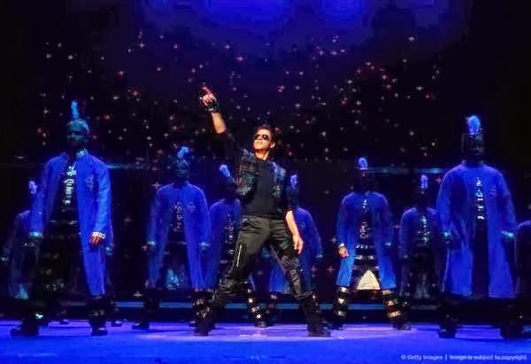 SRK Hot Performance At Temptations Reloaded 2013 In Sydney