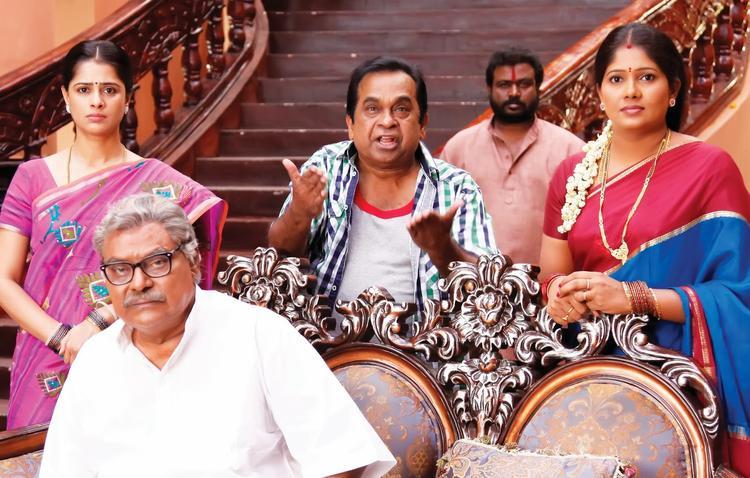 Comedian Brahmanandam Doosukeltha Movie Exclusive Still