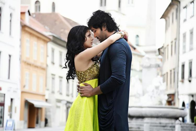 Doosukeltha Movie Vishnu And Lavanya Tripathi Exclusive Stills