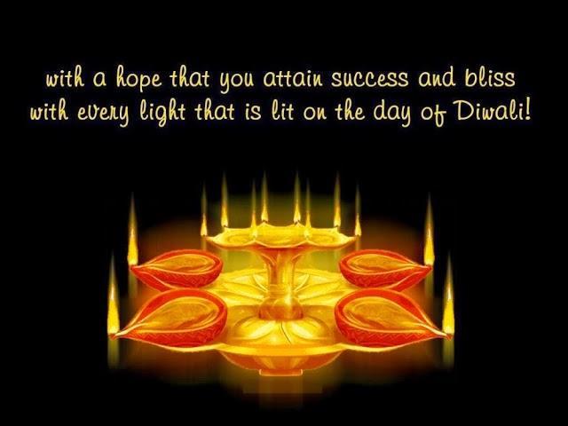 Happy Diwali Amazing Diya HD Wallpaper