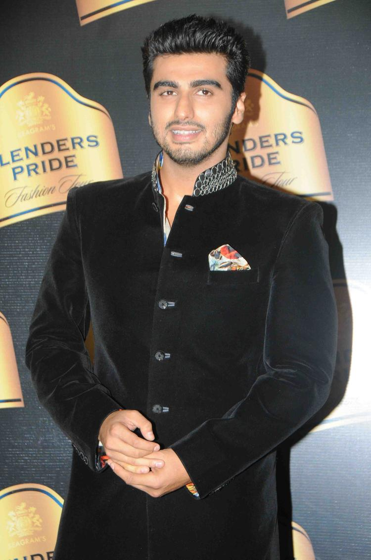 Arjun Kapoor At Blenders Pride Fashion Tour Mumbai Day 2 Event