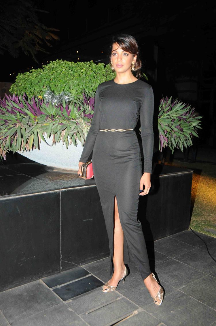 Mugdha Godse On Day 2 At Blenders Pride Fashion Tour Mumbai In Grand Hyatt