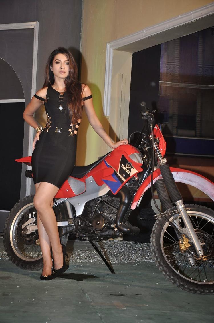 Gauhar Khan Looked Fabulous At The Launch Of Fear Factor – Khatron Ke Khiladi Season 5