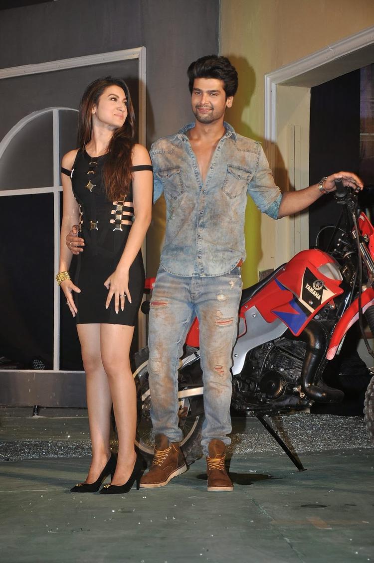 Love Birds Gauhar And Kushal Graced During The Launch Of Fear Factor – Khatron Ke Khiladi Season 5