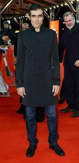 Imtiaz Ali With A Handsome Look Snapped At Berlinale International Film Festival For Highway' Premiere