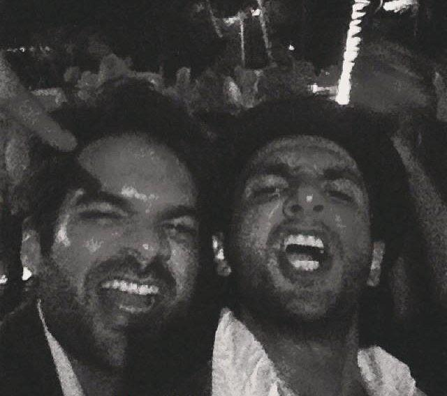 Ranveer Singh At Goa To Participate In A Wedding Ceremony