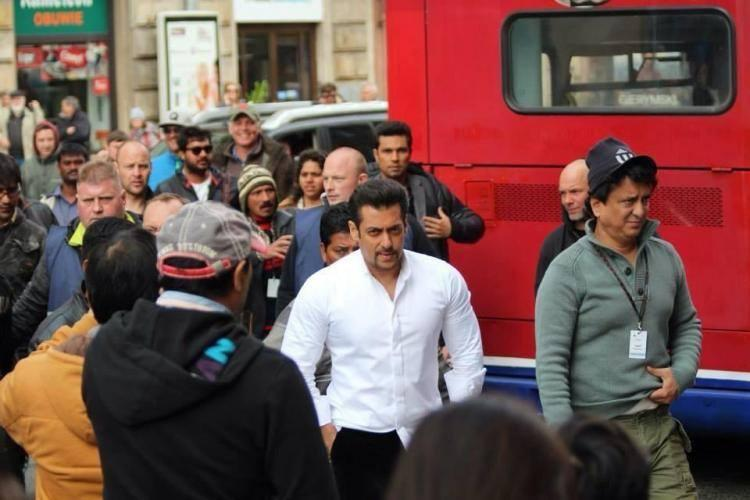 Salman Khan And Sajid Nadiadwala On Location Of Kick In Poland