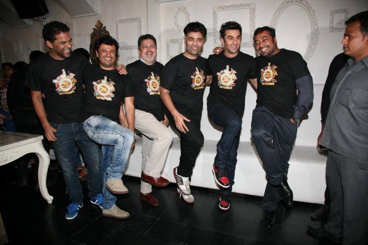 Wrap-Up Party Of Bombay Velvet Fun Still At Villa 69 In Juhu