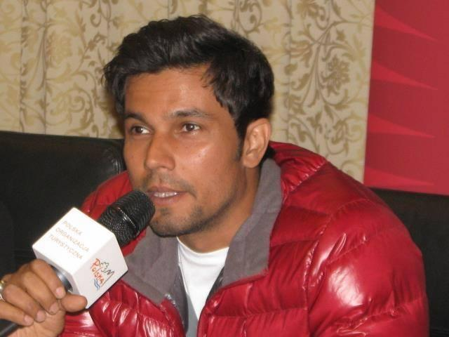 Randeep Hooda Replying To QuestionAt The Press Conference Of Kick In Poland