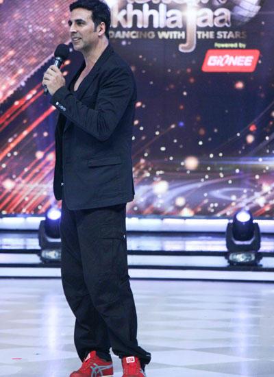 Akshay Kumar On Jhalak Dikhhla Jaa 7 During The Promotion Of Entertainment