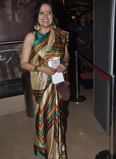 Sushmita Mukherjee At Premiere Of The 100 Foot Journey