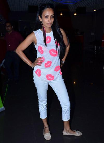 Suchitra Pillai Fashionable Look At Power Women Fiesta Hosted By Vahbiz