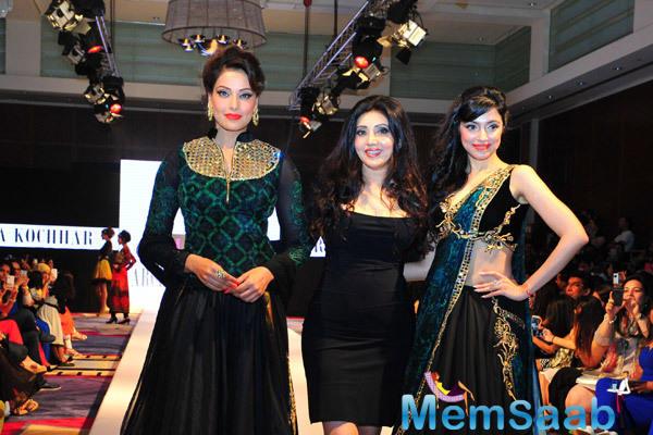 Celebrity Designer Archana Kochhar Unveils Her Exclusive Collection 'MUAAK' In Dubai