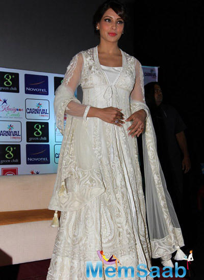 The Dusk Beauty Bipasha Basu Visited Kolkata To Promote Her Forthcoming Movie Creature 3D