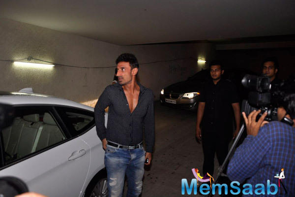 Celebs Arrives At The Finding Fanny Screening