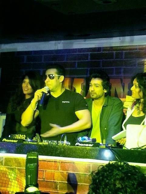 Salman Khan To Turn Dj To Unveil In Da Club