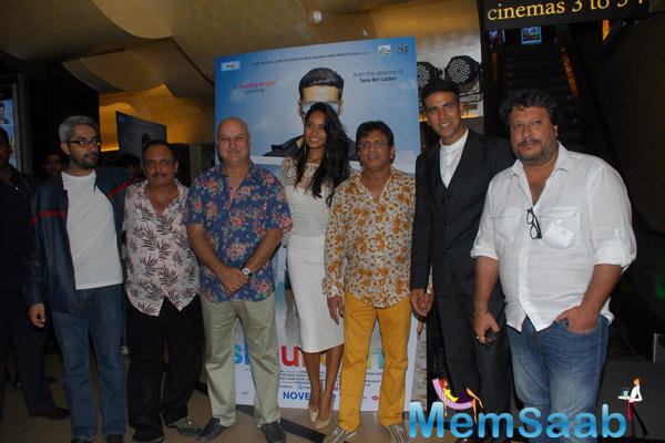 New Movie Shaukeens Trailer Launched By The Entire Team