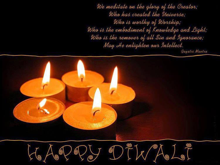 Latest Collection Of Happy Diwali Greetings 2014