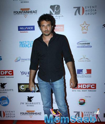 Homi Adajania Attend The Opening Ceremony Of 16th Mumbai Film Festival 2014