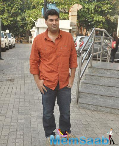Kunaal Roy Kapur Arrived The Trailer Launch Of Film Action Jackson