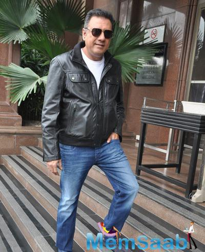 Boman Irani Celebrated Success Bash Of Mobile Game Of Happy New Year