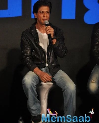 Shah Rukh Khan Spoke About Success Of HNY Mobile Game