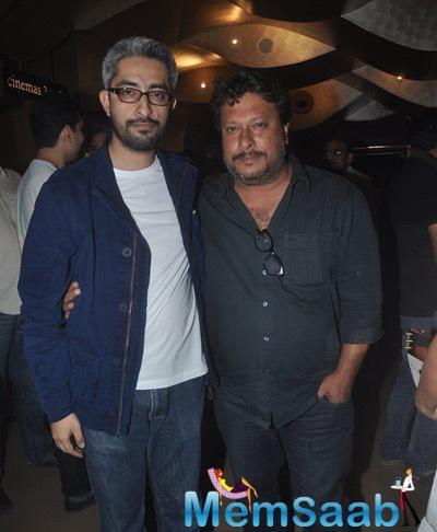 Tigmanshu Dhulia Attend The Screening Of Shaukeens Movie