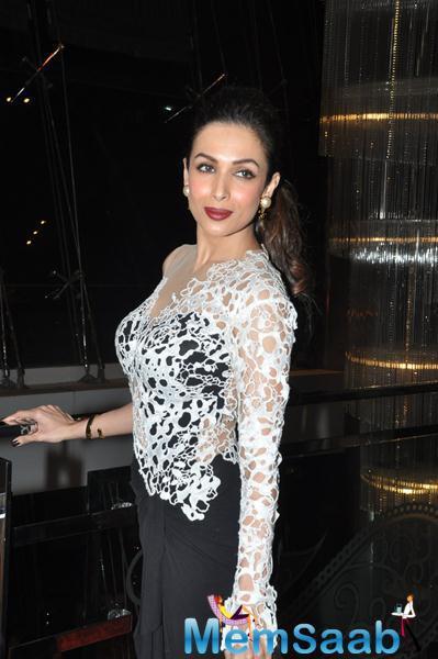 Sexy And Svelte Malaika Arora Khan Gorgeous Look At KS Maxim Girl Contest 2014