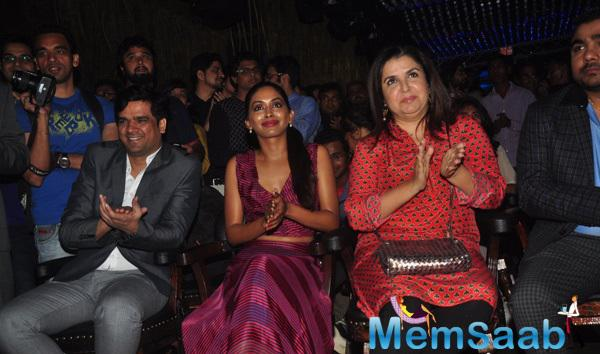 Farah Khan Invited To Unveil The First Look And Audio Launch Of The Film Mrs. Scooter