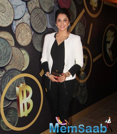 Isha Koppikar Attend The Times Now ICICI NRI Of The Year Award Function