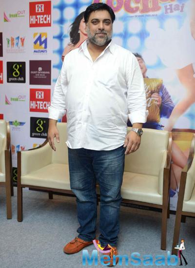 Ram Kapoor Promoted Upcoming Flick Ek Paheli Leela At Delhi
