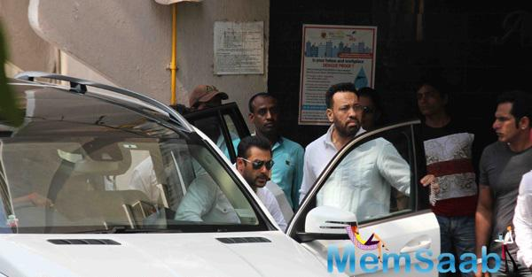 Salman Khan Sentenced To Five Years In Jail