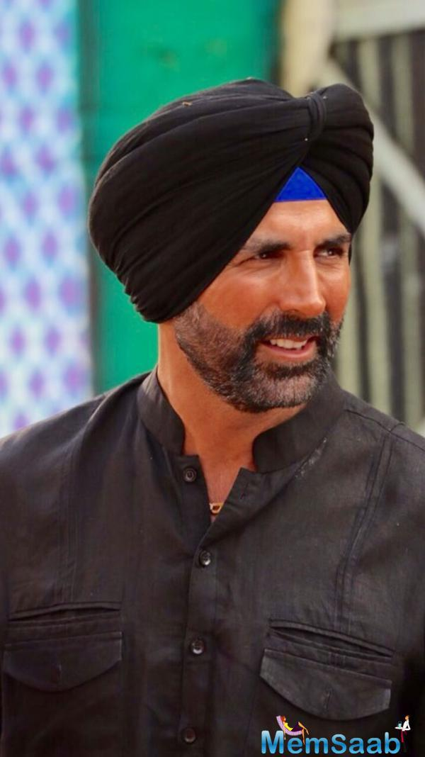 Akshay Kumar's Mr. Singh Avatar Is A Hit Among Fans
