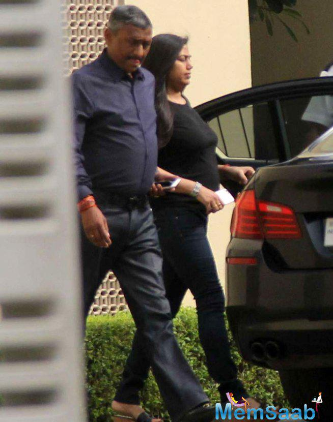 The Hotel Looked Busy As Shahid Kapoor's Relatives Arrived