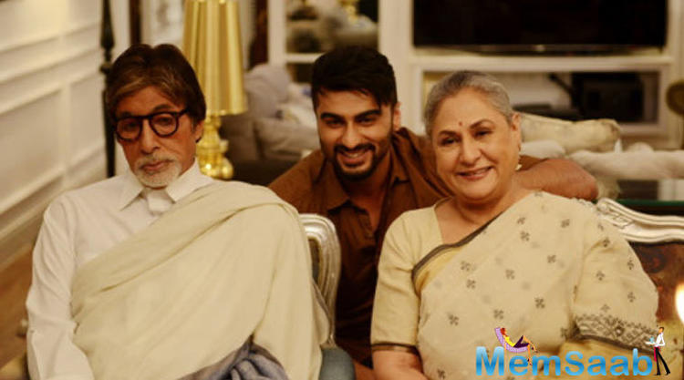 Amitabh Bachchan, Wife Jaya Play Themselves In Balki's 'Ki and Ka'