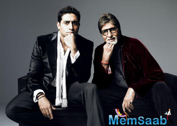 It is not yet confirmd, but we hope RGV also casts Abhishek and Amitabh as father and son in this movie like he already had them in 'Sarkar' and 'Sarkar Raj'