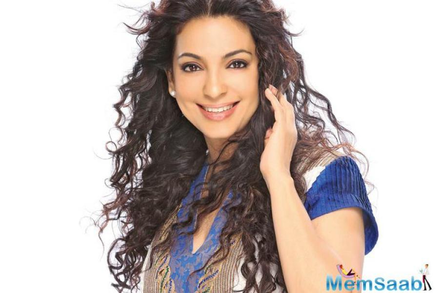 Actress Juhi Chawla has watched the teaser and has liked it. She has insisted on getting a few more details before she giving a green signal.
