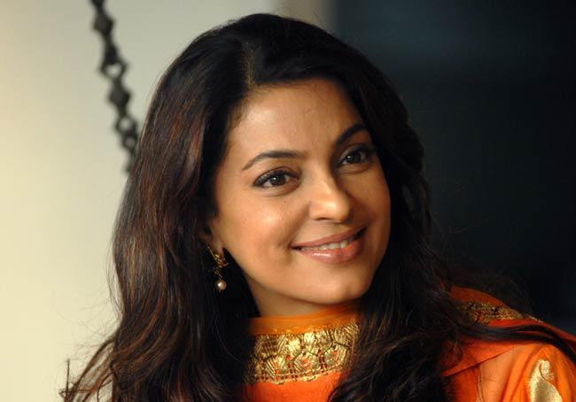 Juhi Chawla has a lot of fan following here wanting to see her in one of the Kannada films.