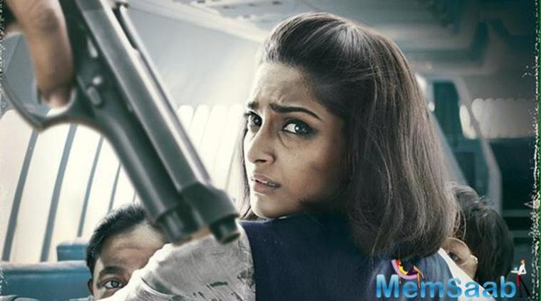 Sonam Kapoor, who portrays slain flight attendant Neerja Bhanot in the film, tweeted, 'Extremely disheartened that Neerja isn't releasing this Friday in Pakistan. She was awarded by them & I hope they will salute her again'