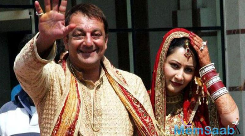 The third time was the charm for star Sanjay Dutt, who married Manyata, 19 years his junior in 2008.