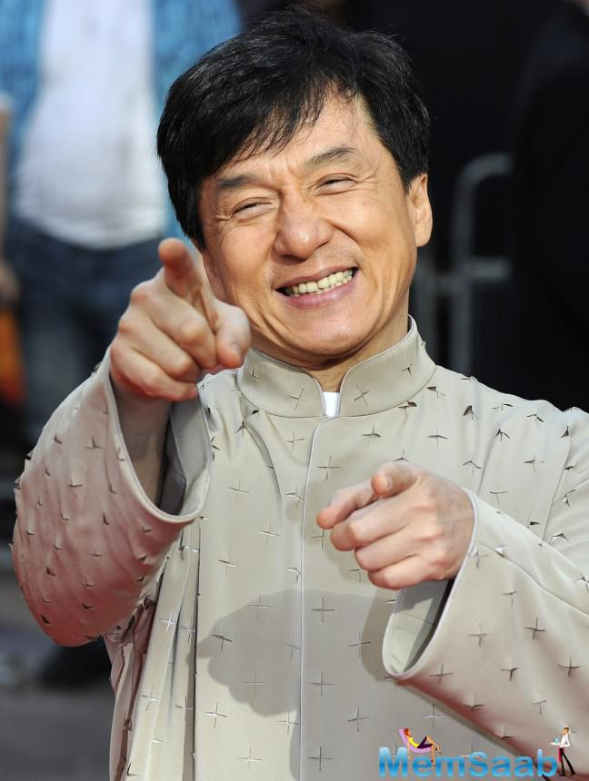 Jackie Chan to shoot Bollywood style song and dance number in Jodhpur