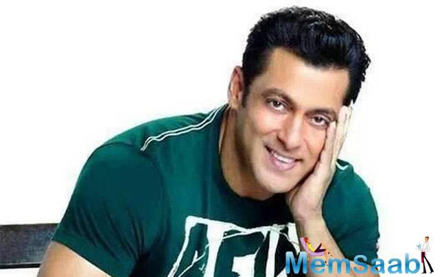 Bajrangi Bhaijaan star Salman Khan is known for celebrating all festivals with much pomp and fanfare.