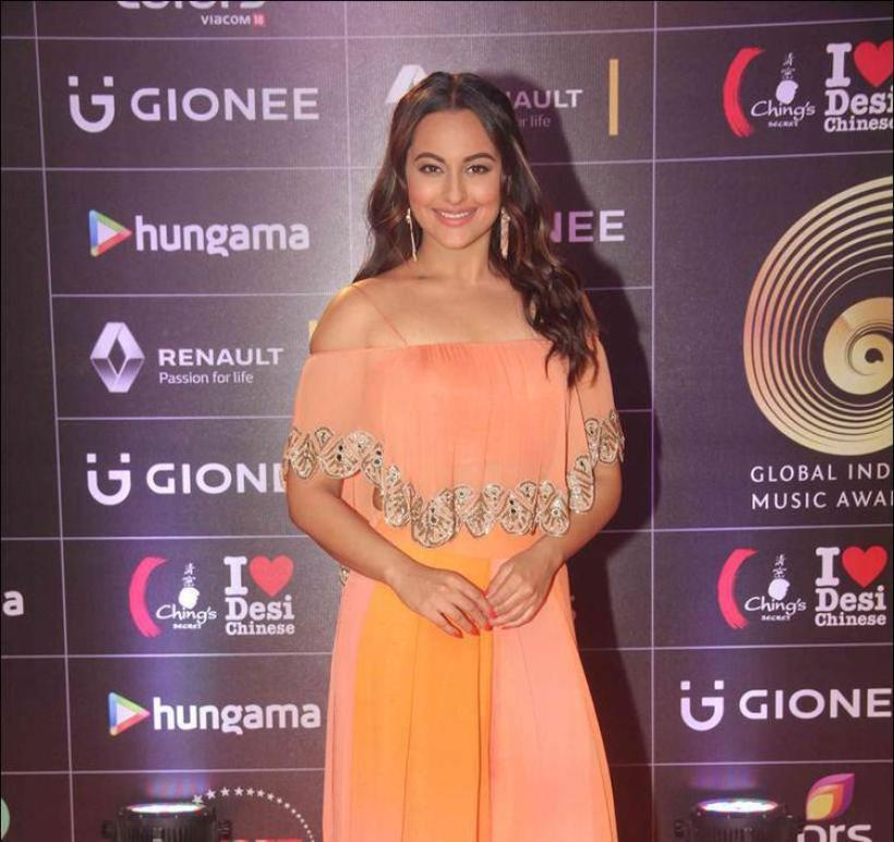 Sonakshi, who is herself a singer, said that it was a rocking and extraordinary night.