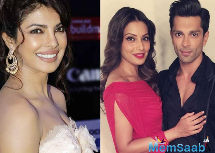 Priyanka Chopra, who is a close friend of Bipasha's congratulated the couple on Twitter, thereby confirming the news of their wedding.